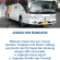 Bus Bisnis Semarang Jakarta PO Damri 2019