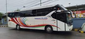Bus VIP Semarang Jakarta Terbaru Terang Fajar