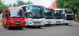 Bus AC Ekonomi Semarang Jakarta Harta Sanjaya 2019