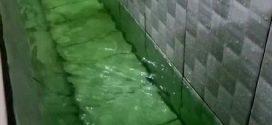 Heboh! Air Keramat Masjid Al Mubarok Wonopringgo Pekalongan