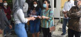 Alumni FIB Undip Bantu Mahasiswa Yang Tak Mudik Lebaran karena Corona