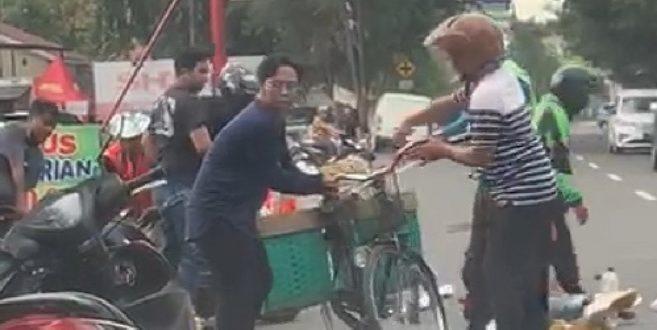 Kakek Pesepeda Tewas Ditabrak Bule Amerika di Laweyan Solo