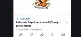 Parodi lagu Indonesia Raya : Polisi Malaysia dan Indonesia Buru Pemilik Akun My Asean