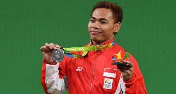 Eko Yuli Lifter Indonesia Persembahkan Perak Olimpiade Tokyo 2020