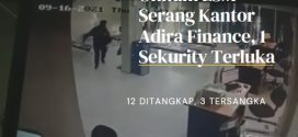 Kelompok Ormas Serang Kantor Adira Lukai Sekuriti, 14 Diamankan 3 Tersangka